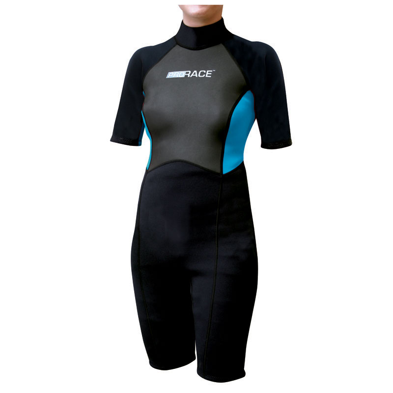 "Neoprene Wetsuit ""Pro Race"" Shorty 2, 5mm for Ladies"