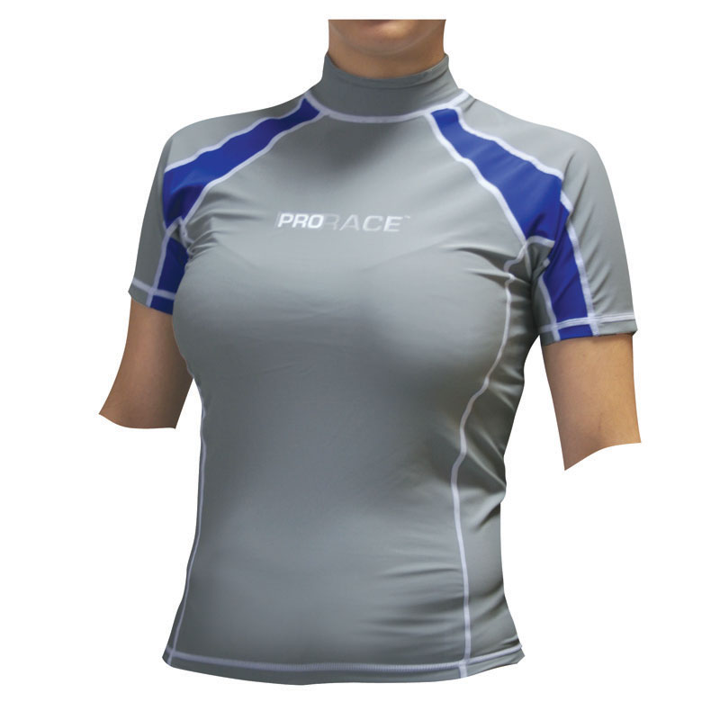 Rash & Guards for Adults, short  sleeves, SPF 50+