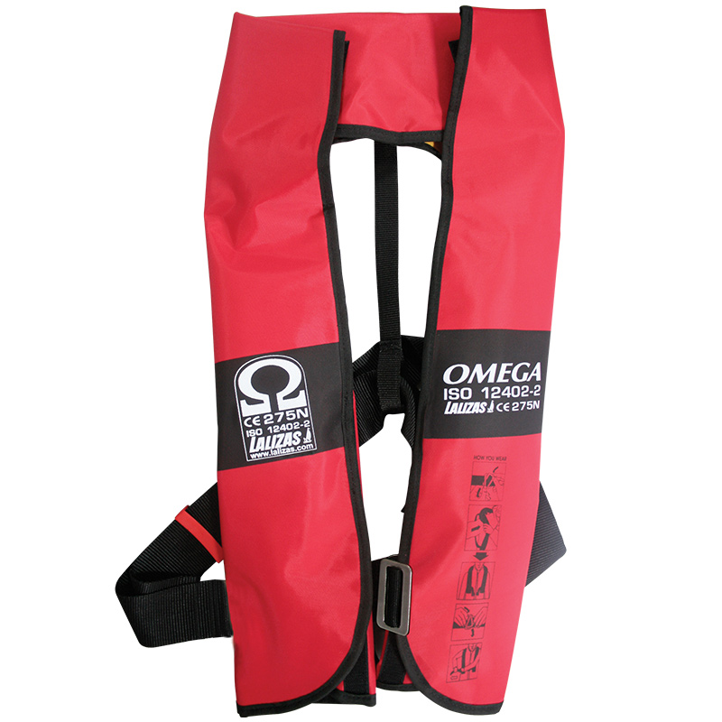 Lifejacket Omega 290N,  ISO 12402-2