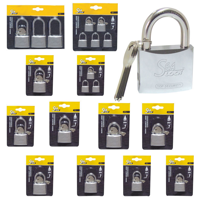 Marine Padlock, ''SeaLock''
